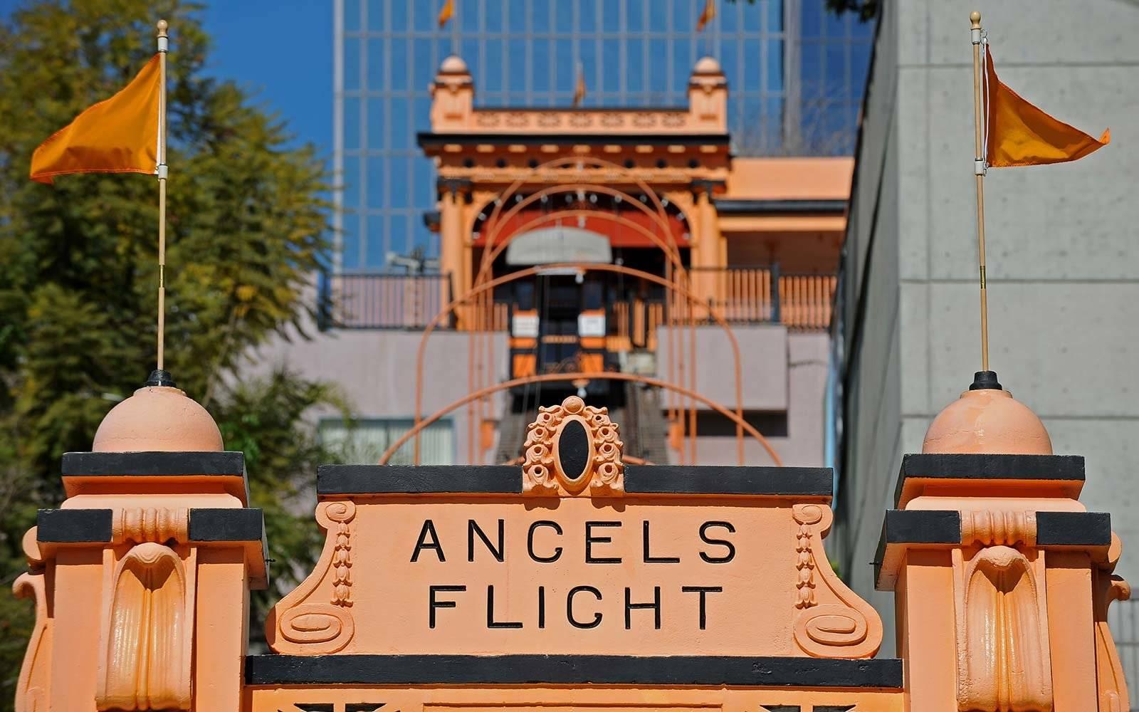 Angels Flight Railway
